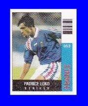 France Patrice Loko Paris St Germain
